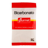 Pack 4 Bicarbonato Gourmet 30g Reposteria Fiestaclub