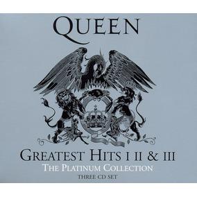 Queen The Platinum Collection I Ii & Iii 3 Cd Import Stock