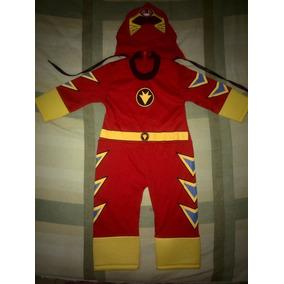 Difraz Power Ranger Talla 12 - 18 Meses