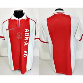 2e31c6940634b Ajax 1998 Tela Champion Ligue Le Falat La M A La Publicidad