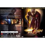 Dvd 1° Temporada Flash