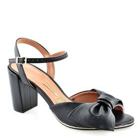5de1f496c2 Sapatos Feminino Salto Quadrado Vizzano - Sandálias para Feminino no ...
