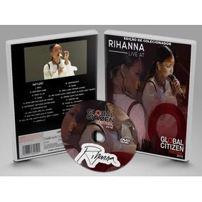 Dvd Rihanna Global Citizen Festival 2016