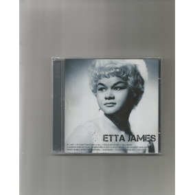 Cd Etta James - Best Of (novo-lacrado)