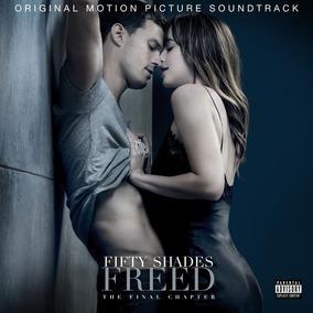 Cd 50 Sombras Liberadas Soundtrack Cd Nuevo Original Stock