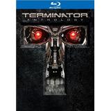 Terminator Anthology Coleccion De Peliculas Blu-ray