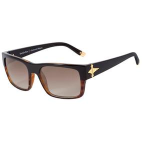 Evoke Don Capo Brown De Sol - Óculos no Mercado Livre Brasil 59f66865bd