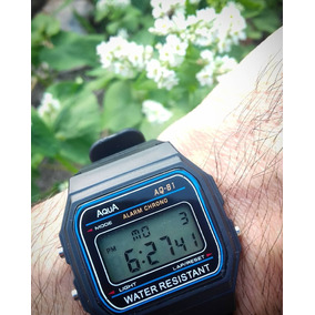 6bcb7c48db0 Relogio Aqua Aq 81 Frete - Relógios no Mercado Livre Brasil