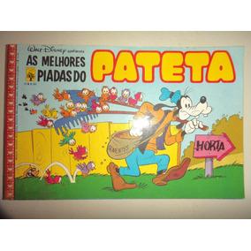 As Melhores Piadas Do Pateta Editora Abril 1977 Otimo