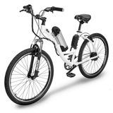 Bike Elétrica Bicicleta Twodogs Classic Slim Aro 26 Passeio