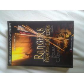 Rangers - Ordem Dos Arqueiros - Livro 4 - Usado
