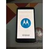 Motorola Moto X Force Xt1580 64gb Dual 4g, Tela Demonstração