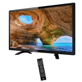 Tv Led 24 Mtek Monitor Full Hd Com Hdmi/usb + Conversor 24