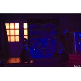 Cuadro Fluorescente - La Llegada De Las Ovejas