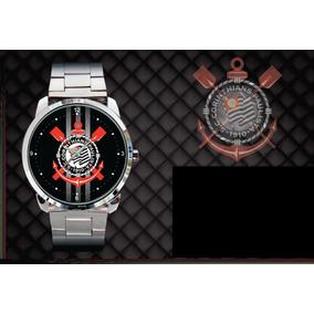 Relogio Pulso Corinthian Time - Relógios De Pulso no Mercado Livre ... b169c50bae