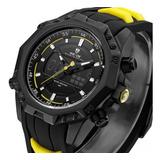 Reloj Weide 6406b Yellow De Alta Calidad