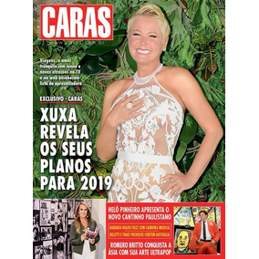 Revista Caras 1313/19 - Xuxa - Helô Pinheiro - Camila Queiro