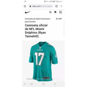 197dc47839 Miami Dolphins Nike en Mercado Libre México