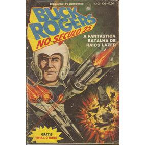Gibi - Buck Rogers No Seculo 25 - Vol. 02 - A Fantástica Bat