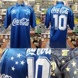 Camisa Do Cruzeiro Numero 10 - Futebol no Mercado Livre Brasil 6d5e968371158