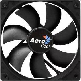 Cooler 120x120mm Aerocool Black Dark Force