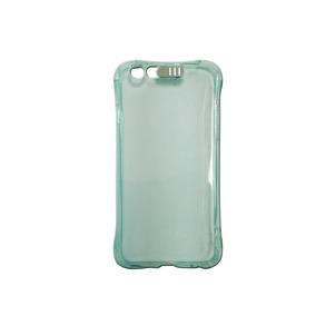 Forro Iphone 6 Y 6s Silicón Transparente Color Tienda Bagc