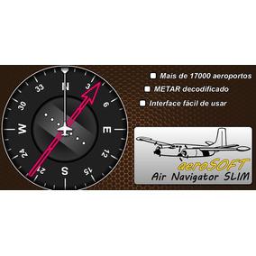 Air Navigator Slim ( Apk ) Gps De Avião Para Android