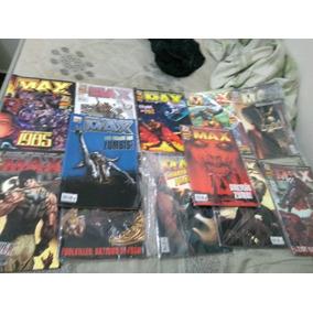 Marvel Max 66-77