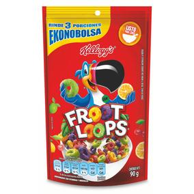 Froot Loops Kellogg´s 90 Grs.