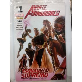 Avante, Vingadores! 3ª Série - N° 1