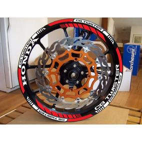 Friso De Rodas Cb Twister 250f Full Racing