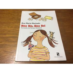 Livro Bisa Bia, Bisa Bel Frete R$ 11,00