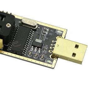 Gravador De Eeprom Bios Ch341a 24x - 25x Flash Bios Usb