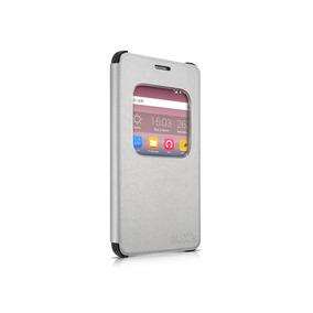 Capa De Protecao Prata Para Smartphone Pixi4 6