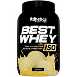 Best Whey Iso Abacaxi 900g Atlhetica Nutrition