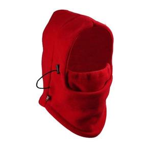 Forro Térmico En 6-1 Esquí Cara Máscara Pasamontañas Capucha