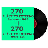 Plástico Vinil 540 - 270 Extra Grosso 0,20 + 270 Interno