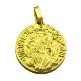 159339a926810 Pingente Tau Cruz De São Francisco Ouro 18k - Joias e Relógios no ...