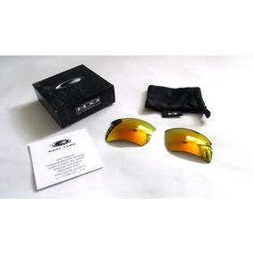 Oakley Cristal Flak 2.0 Xl Fire Iridium, 100% Originales