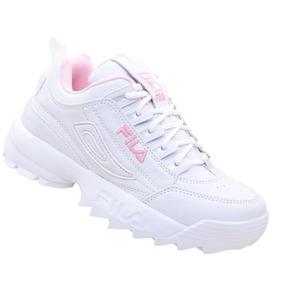 Tênis Sneaker Fila Disruptor Masculino&feminino Frete Gratis