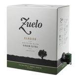 Aceite Zuelo Clasico - 5 Litros Bag In Box Familia Zuccardi