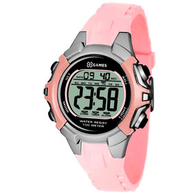 Relógio X-games Feminino Digital Xfppd053 Bxrx