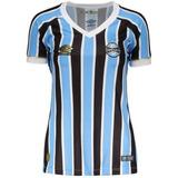 Camisa Feminina Original Grêmio 2018 (home)