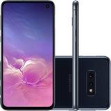 Samsung Galaxy S10e Preto Sm-g970f Nacional Original 3349,99