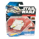 Star Wars Naves Espaciales De 5-8 Cm Hot Wheels Mattel