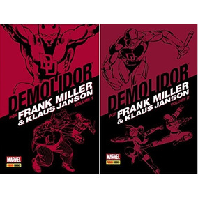 Demolidor 1 + Demolidor 2 Por Frank Miller