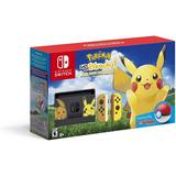 Nintendo Switch Edición Pokemon Let