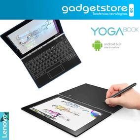 Lenovo Yoga Book Tablet De Dibujo Con Android 6 4gb Ram 64gb