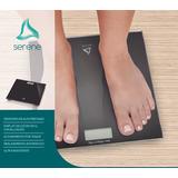 Balança Digital Serene Digi-health Hc022 180kg - Preto