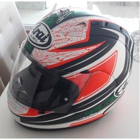 Capacete Arai Modelo Nicky Hayden 4- Rx7 Gp